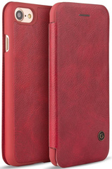 Business Series Flip Case - Red