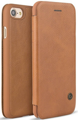 Business Series Flip Case - Brown