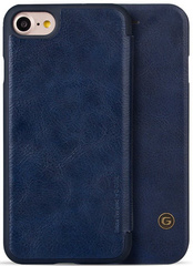 Business Series Flip Case - Blue