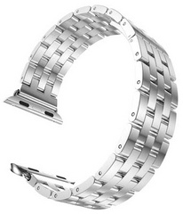 Linear Edition Band - Silver