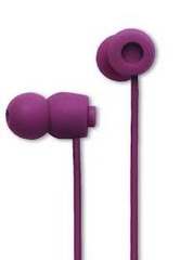 Headphones Bagis - Grape