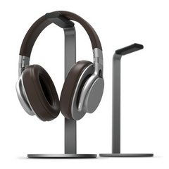 H stand for headphones - Dark Gray