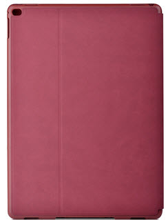 Elegant Series iPad Mini 2019 Case - Red
