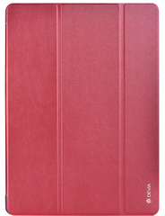 "Light Grace iPad Pro 12.9"" 2016 case - Rose Red"