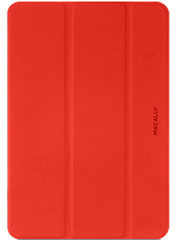 Macally Protective iPad Case and Stand - Red