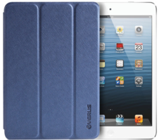 Saffiano K for iPad mini 3 - Dark blue