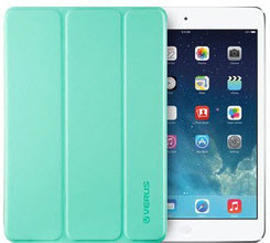 Saffiano K for iPad mini R - Mint