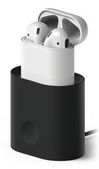 Elago Airpods Charging Stand - Black