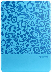 Charming Series for iPad Air 2 - Blue