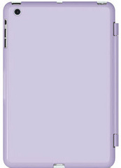 Hard-shell Case with detachable cover - Lilac