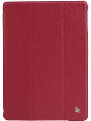 Smart Case for iPad Air - Rose Red