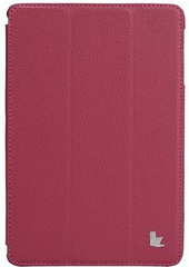 Smart Case for iPad Mini Retina - Rose Red