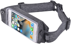 "EasyGo Waist Bag up to 5.5"" - Grey"