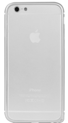 Binli Aluminum Bumper for iPhone 6/6s - Silver