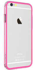 Devia Classic Bumper for iPhone 6/6s - Pink