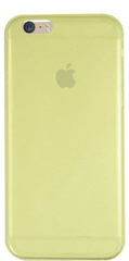 Pinlo Proto case for iPhone 6/6S - Transparent Yellow