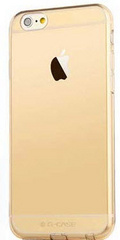 G-Case TPU Case for iPhone 6/6S - Gold