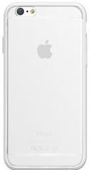 Devia Hybrid Case for iPhone 6/6S - White