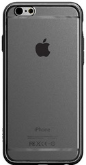 Devia Hybrid case for iPhone 6/6S - Gun Black