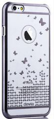 Devia Butterfly Case for iPhone 6/6S - Gun Black