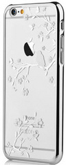 Devia Magpie Case for iPhone 6/6S - Silver