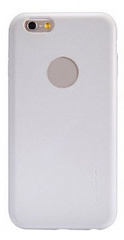 Victoria Leather Case Cover - White