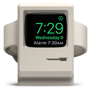 Apple Watch Vintage Stand - White
