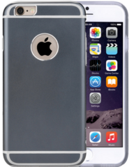 Binli Aluminium Back Case for iPhone 6/6s - Gray