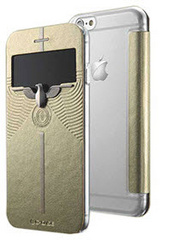 Eagle Series Flip Case - Gold