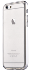 Fresh Bumper with TPU Case - Silver