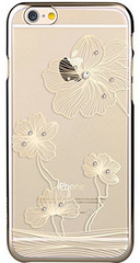 Crystal Flora Case - Champagne Gold