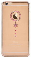 Crystal Camelia Case - Pink Diamond