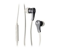 Lace In Ear Headphones - Cloud