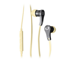 Lace In Ear Headphones - Buttercup
