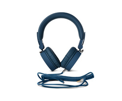 Caps On Ear Headphones - Indigo