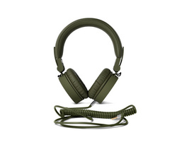 Caps On Ear Headphones - Army