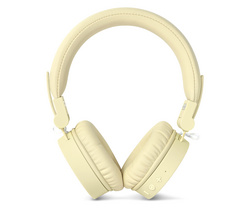 Caps Wireless Headphones  - Buttercup