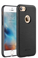 Duke Series Premium Leather Case - Black
