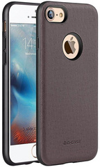 Duke Series Premium Leather Case - Brown
