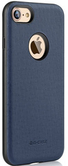 Duke Series Premium Leather Case - Blue