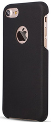Premium PU Leather Ultra Thin Protective Skin Cover - Black