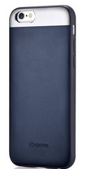 Vivid Leather Case - Blue