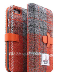 D5 Harris Tweed Edition Case - Orange (iPhone 6/6s)