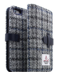 D5 Harris Tweed Edition Case - Gray  (iPhone 6/6s)