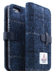 D5 Harris Tweed Edition Case - Navy  (iPhone 6/6s)