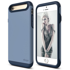 S6 Duro Case - Jean Indigo / Royal Blue