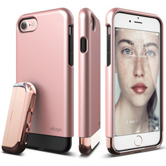 Elago S7 Glide for iPhone 7 - Rose Gold / Chrome Rose Gold