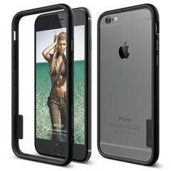 Elago S6 Tag Bumper Case for iPhone 6 - Black