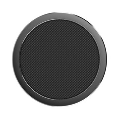 Rock W4 Quick Wireless Charger Aluminium & Fabric - Black