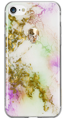 BMT Treasure Unicorn/Gold Skull case for iPhone 7/8